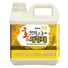 (H2-2 강력품) 기름때 전용 세정제 4리터