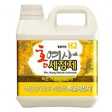 (H2-4 표준품) 기름때 전용 세정제 4리터